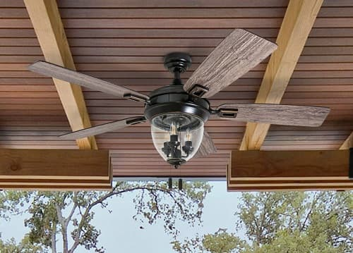best outdoor ceiling fans wet rated